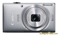 Imagen: 0 - Canon Powershot Ixus 132 Hd 16MP Cam 8X Zoom 2.7IN Lcd Silver In