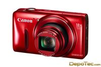 Imagen: 0 - Canon Powershot SX600 Hs 16MP Red Cam Optical 18X 3.0IN Sd Sdhc Sdxc In