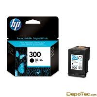 Imagen: 0 - HP Ink Cartridge No 300 Supl negro Blister