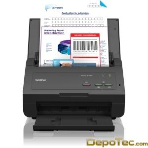 Imagen: 0 - Brother ADS-2100 Document Scanner A4 Perp Duplex 24PPM Adf 50 Sheet In