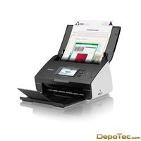 Imagen: 0 - Brother ADS-2600 Document Scanner A4 Perp Duplex 24PPM Adf 50 Sheet In