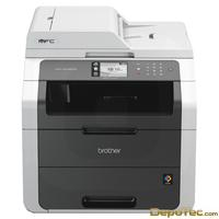 Imagen: 0 - Brother MFC9140CDN Mfp 2400X600DPI Mfp 22PPM 192MB Cpy Scn Fx Red In