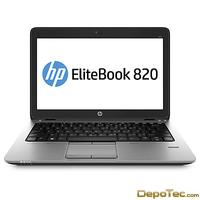 Imagen: 0 - HP Elitebook 820 G1 CI5/4300U Syst 500GB 4GB 12IN W8P Sp