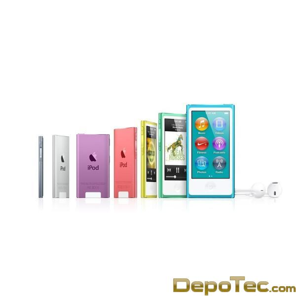Imagen: 0 - Apple Ipod Nano 16GB Yellow Cons Sp