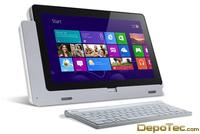 Imagen: 0 - Acer Iconia W510 Intel CT2760 Syst 32GB 2GB 10IN W8 DOCK+BATERIA Sp