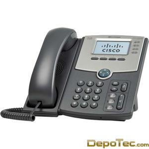 Imagen: 0 - Cisco SPA512G 4-LINE Ip Phone 2P Poe Lcd