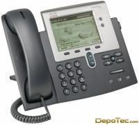 Imagen: 0 - Cisco Unified Ip Phone 7942 (2 LAN, PoE)